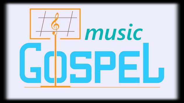 Gospel music of praises. poster