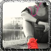 Gym music icon