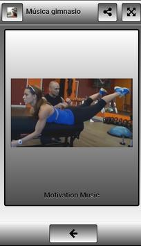 Gym music screenshot 5
