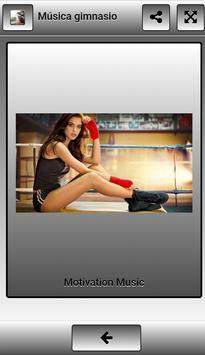 Gym music screenshot 6