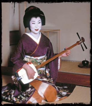 Traditional Japanese music relaxing screenshot 1