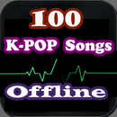 100 KPOP korean songs offline APK Android