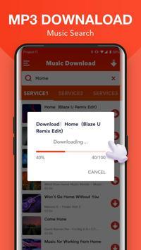 Descargar Musica Mp3 👌 ❤️😍 captura de pantalla 1