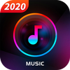 Music player & Video player with equalizer icon