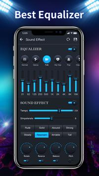 Music Player - 10 Bands Equalizer Audio Player screenshot 1