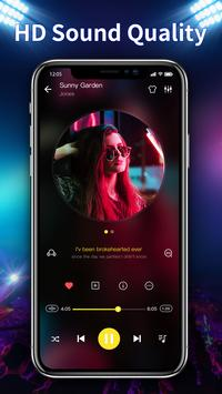 Music Player - 10 Bands Equalizer Audio Player screenshot 2