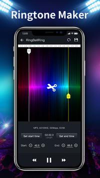 Music Player - 10 Bands Equalizer Audio Player screenshot 4