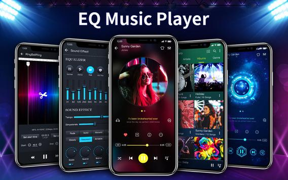 Music Player - 10 Bands Equalizer Audio Player screenshot 6
