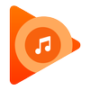 Play Music- Music Player, MP3 Player, Audio Player 아이콘