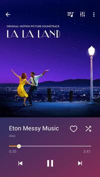 Müzik Çalar Ekran Görüntüsü 1