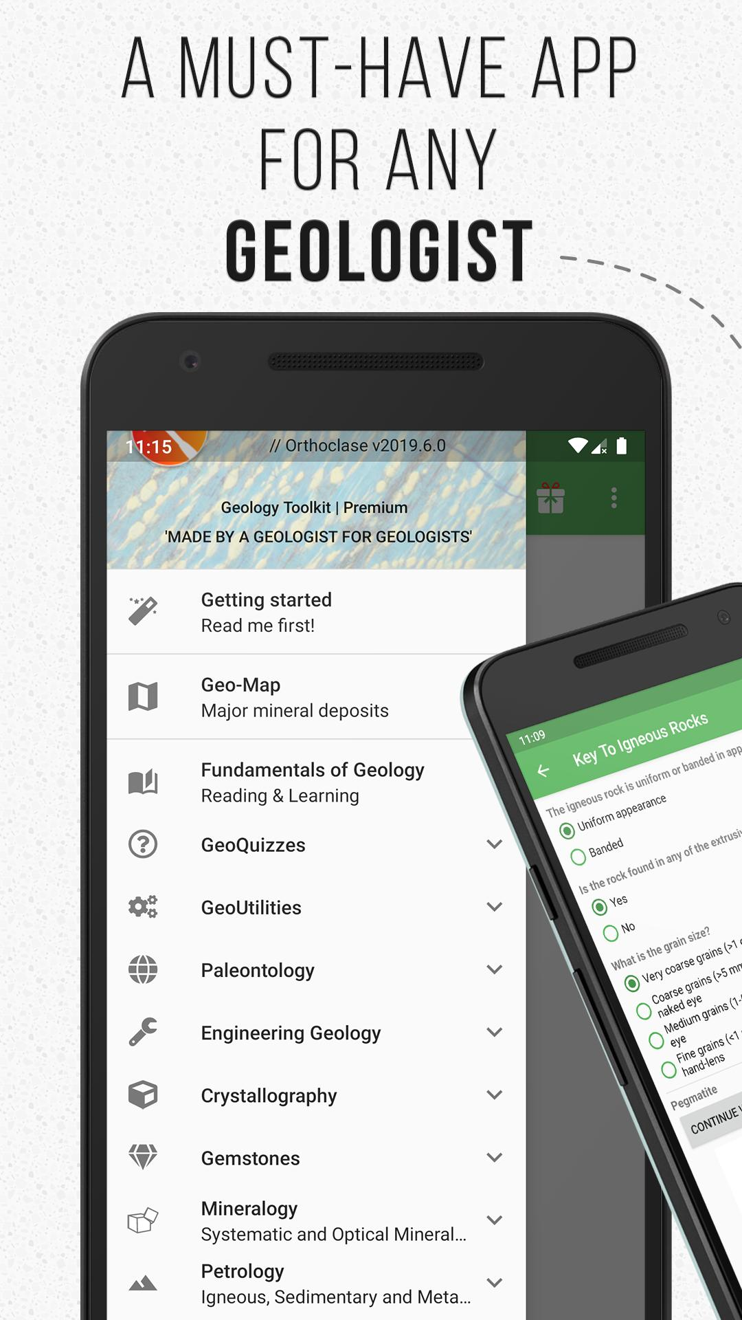Geology Toolkit Premium for Android - APK Download