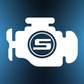 Scanator (OBD2, Check Engine) ikona