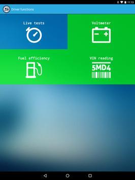 Scanator (OBD2, Check Engine) screenshot 8