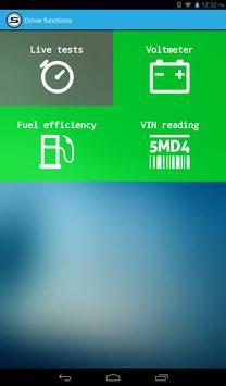 Scanator (OBD2, Check Engine) screenshot 14