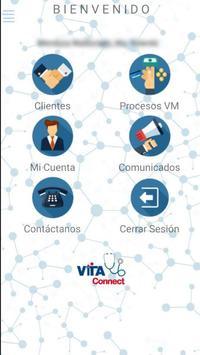 Vitaconnect screenshot 1