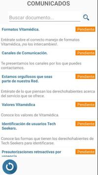 Vitaconnect screenshot 5