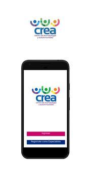 CREA MX poster