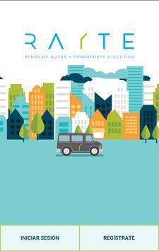 Rayte poster
