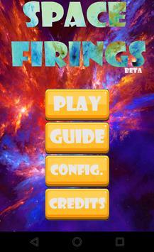 Space Firings poster
