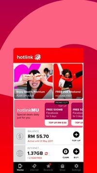 Hotlink poster