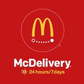 McDelivery ikon