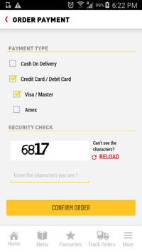 McDelivery syot layar 6