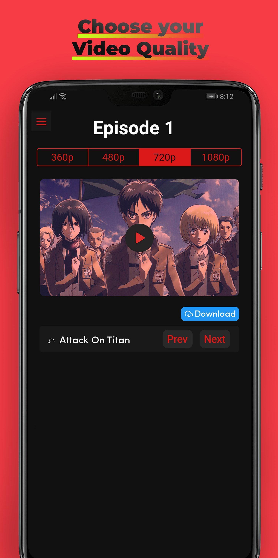 Prime Video Anime