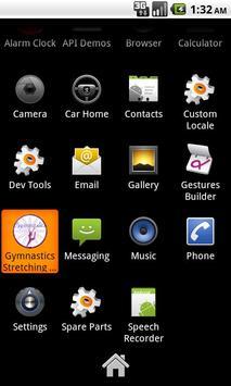Gymnastics Stretching Timer screenshot 2