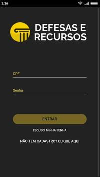 Defesas e Recursos screenshot 3