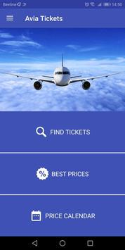 AviaTickets Discount poster