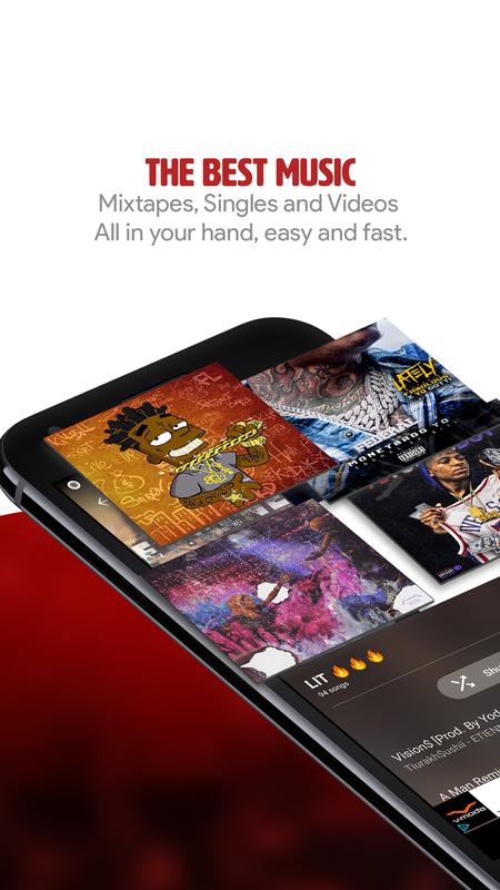 best mixtape downloader app