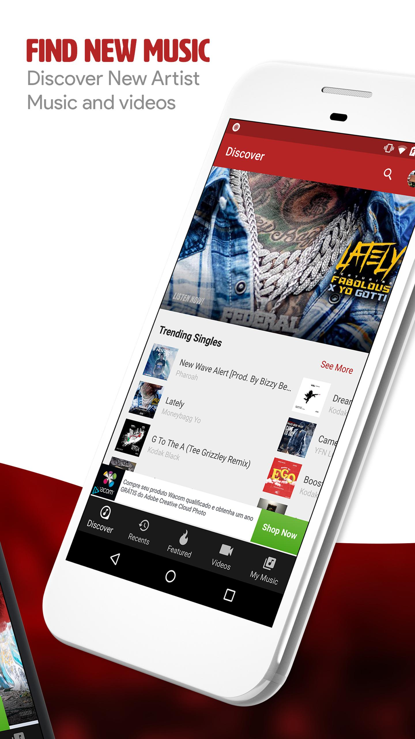 My Mixtapez for Android - APK Download