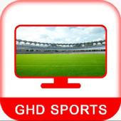 GHD TV - GHD Live Cricket Guide 2021 आइकन