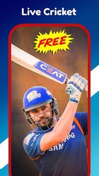 GHD TV - GHD Live Cricket Guide 2021 स्क्रीनशॉट 1