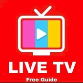 Free Jio TV HD Channels Guide icon