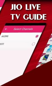 Free Jio TV HD Channels Guide screenshot 2