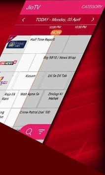 Free Jio TV HD Channels Guide screenshot 3