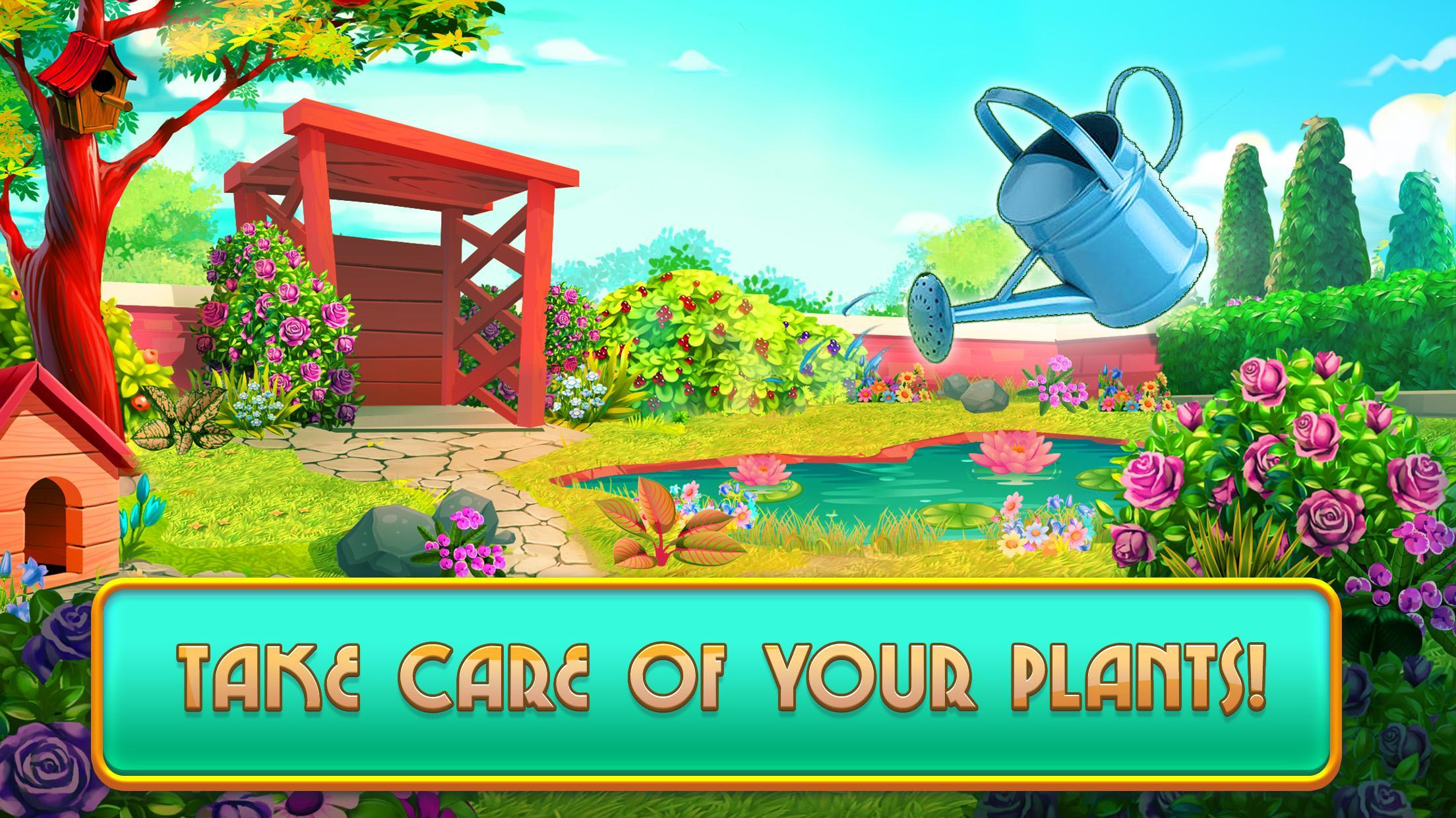 My Little Garden: Classic Solitaire & Design Game for ...