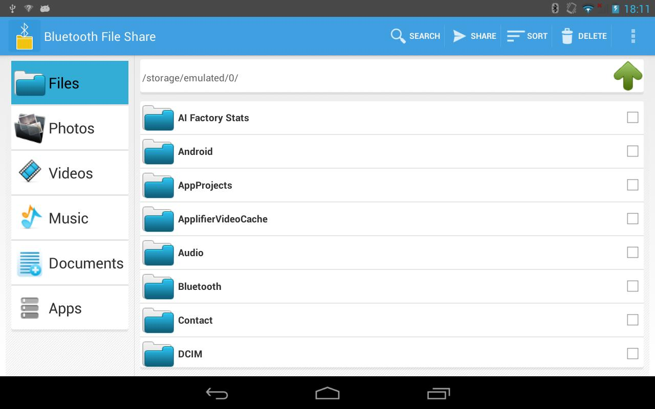 Bluetooth Files Share for Android - APK Download