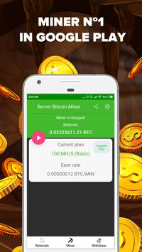 Cloud Bitcoin Miner - Remote Bitcoin Mining for Android - APK Download