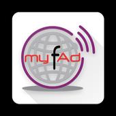 myfAd icon