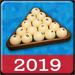 بلياردو روسي - الهرم ، 8 الكرة ، السنوكر