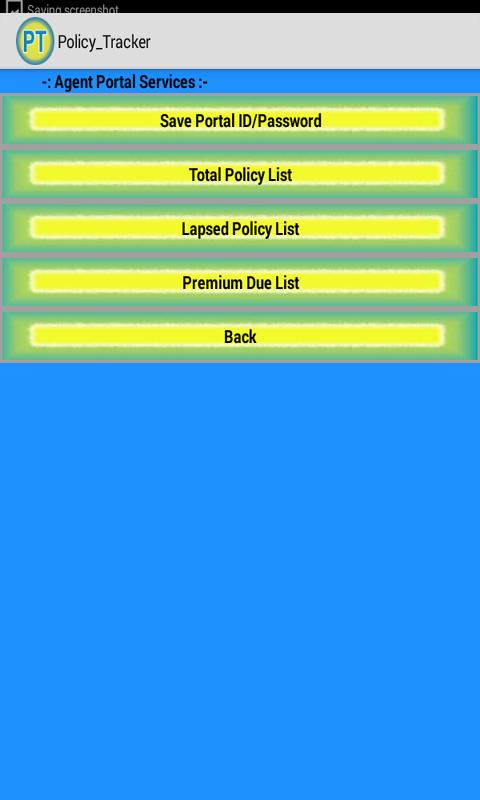 Policy Tracker poster