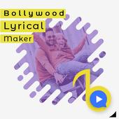 My Photo Bollywood Lyrical Video Status Maker icon