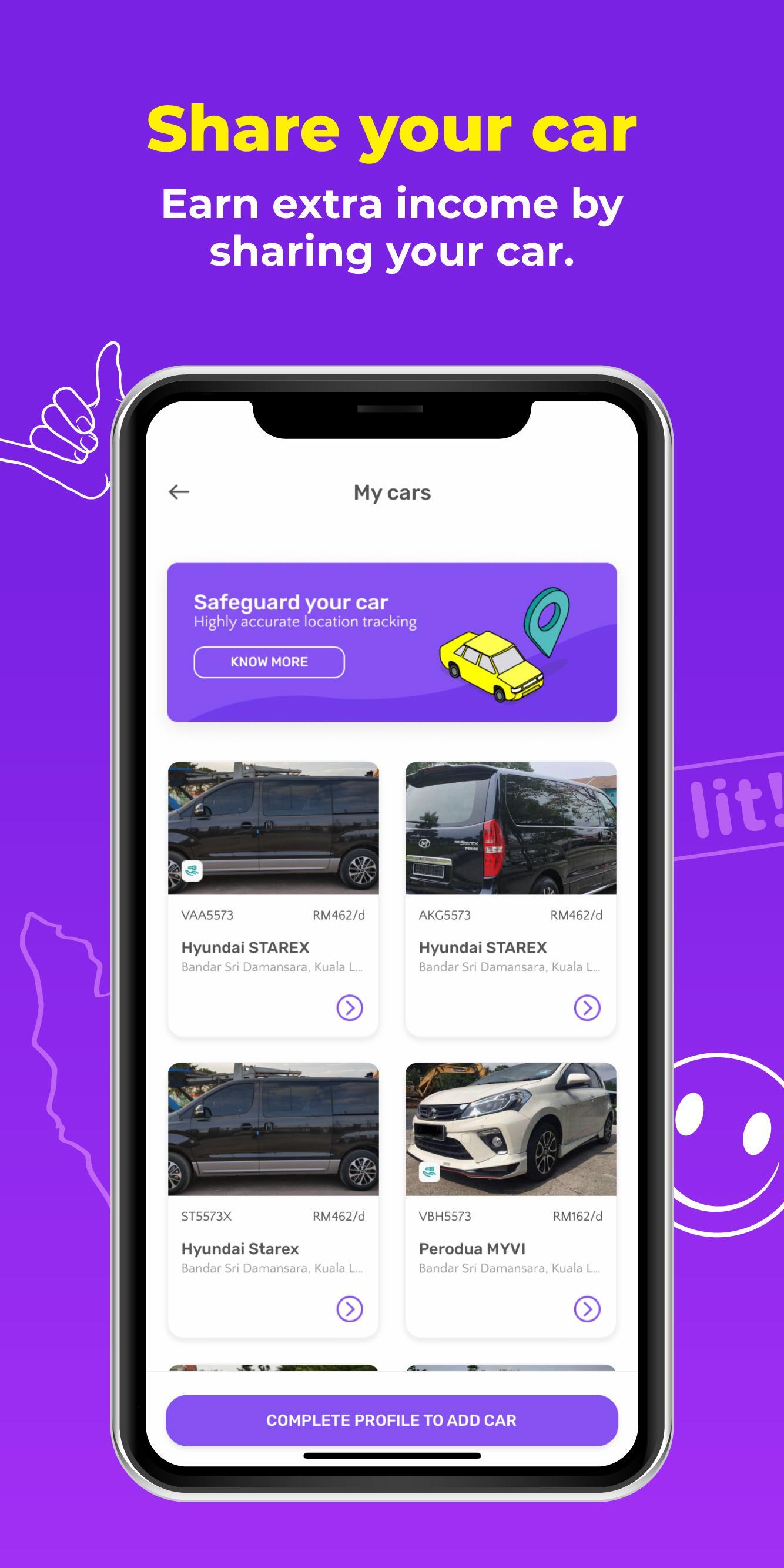 TREVO - Aplikasi Sewa Kendaraan for Android - APK Download