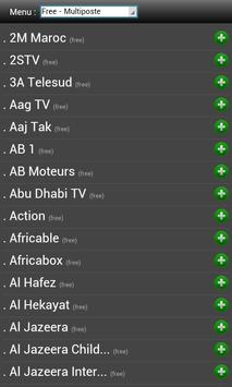 My VODOBOX Web TV (live) screenshot 3