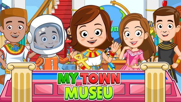 My Town: Museu imagem de tela 6