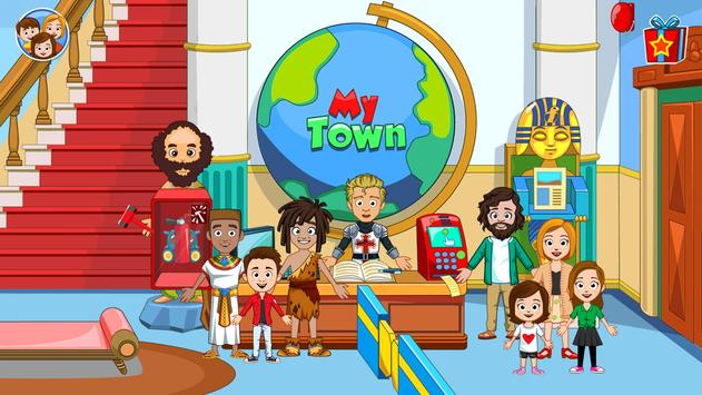 My Town: Museu imagem de tela 17