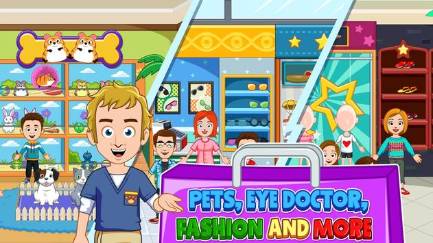 My Town : Shopping Mall Free3