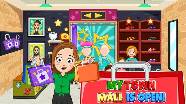My Town : Shopping Mall Free10